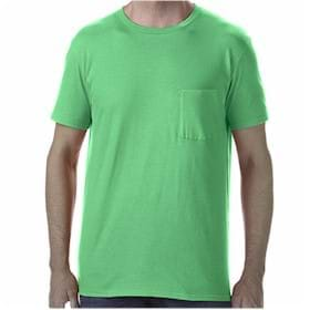 Anvil Lightweight Pocket Tee
