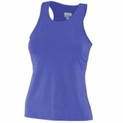 Augusta | Augusta LADIES' Poly/Spandex Solid Racerback Tank
