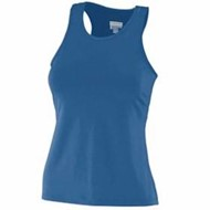 Augusta | Augusta GIRLS Poly/Spandex Solid Racerback Tank