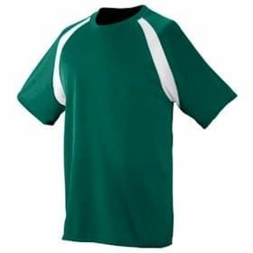 Augusta Wicking Color Block Jersey