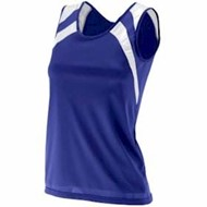 Augusta | Augusta LADIES' Wicking Tank w/ Shoulder Insert