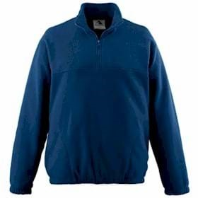 Augusta YOUTH Chill Fleece Half-Zip Pullover