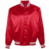 Augusta | Augusta YOUTH Satin Baseball Jacket