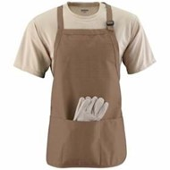Augusta | Augusta Medium Length Apron w/ Pouch