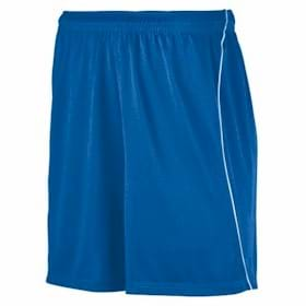 Augusta Wicking Soccer Short w/ Piping