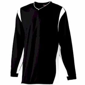 L/S Augusta Wicking Warmup Shirt