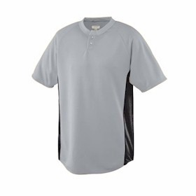 Augusta YOUTH Two-Button Jersey