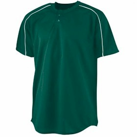 Augusta Wicking Two-Button Jersey