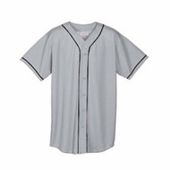 Augusta | Augusta YOUTH Mesh Button Front Jersey