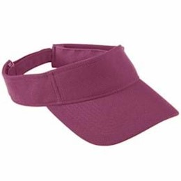 Augusta | Augusta Adjustable Wicking Mesh Visor