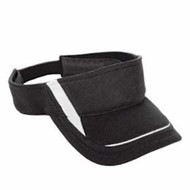 Augusta | Augusta YOUTH Adjustable Wicking Mesh Edge Visor