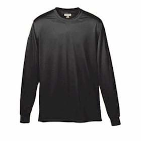 Augusta Youth Wicking L/S T-Shirt