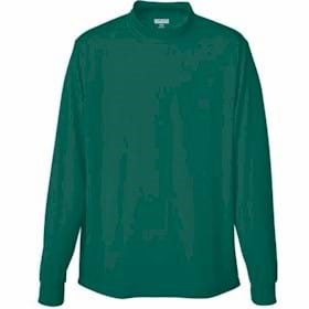 Augusta Youth Wicking Mock Turtleneck