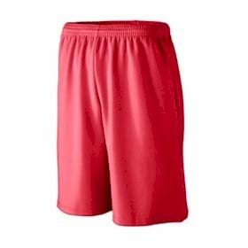 Augusta YOUTH Longer Length Wicking Mesh Short