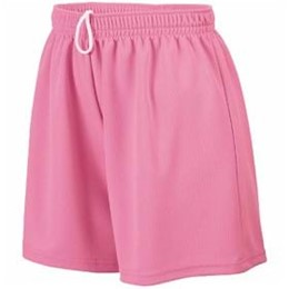 Augusta | Augusta Ladies Wicking Mesh Short
