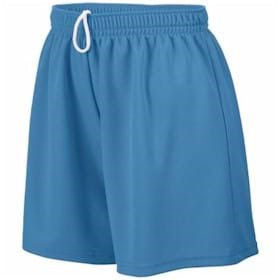Augusta GIRLS Wicking Mesh Short