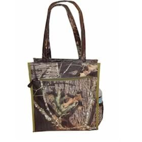 KC MossyOak Camo Lunch Box Holder/Cooler