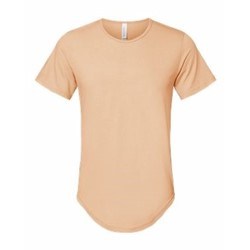 Bella | BELLA + CANVAS - Jersey Curved Hem Tee
