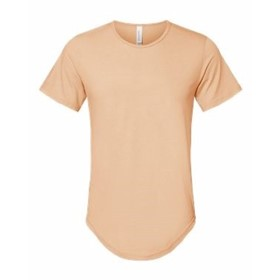 BELLA + CANVAS - Jersey Curved Hem Tee