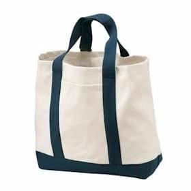 Port Authority 2-Tone Shopping Tote