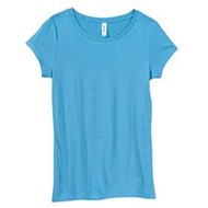 Bella | Bella 3.2 oz. Cotton Sheer Jersey S/S Longer