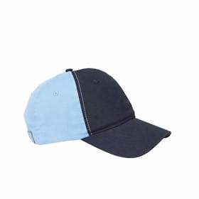 Big Accessories Retro Two-Tone Cap