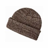 Big Accessories | Ribbed Marled Beanie