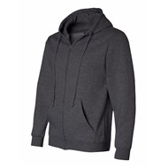 Bayside | Bayside USA-Made Full Zip Hooded Sweatshirt
