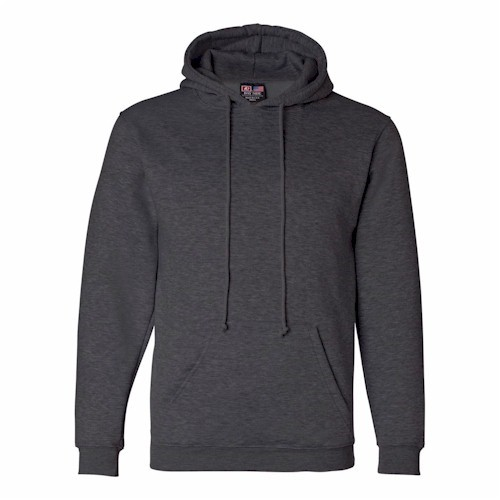 BAYSIDE USA Made Hooded Sweatshirt