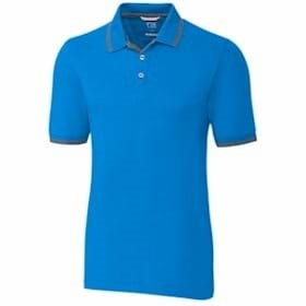 Cutter & Buck TALL Advantage Tipped Polo
