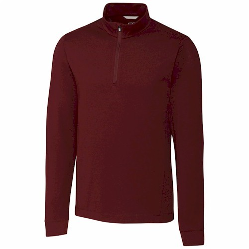 Cutter & Buck TALL Advantage Zip Mock Pullover