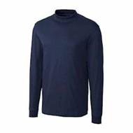 Cutter & Buck | Cutter & Buck L/S TALL Belfair Pima Mock