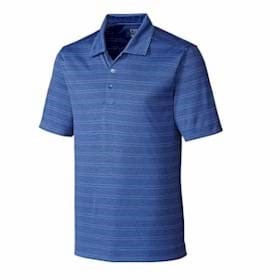 Cutter & Buck TALL Interbay Melange Stripe Polo