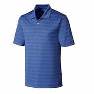 Cutter & Buck | Cutter & Buck TALL Interbay Melange Stripe Polo