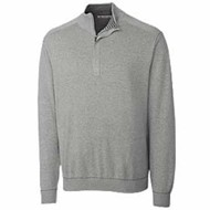 Cutter & Buck | Cutter & Buck TALL Broadview Half Zip Sweater