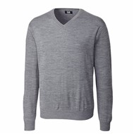 Cutter & Buck | Cutter & Buck TALL Douglas V-Neck Sweater