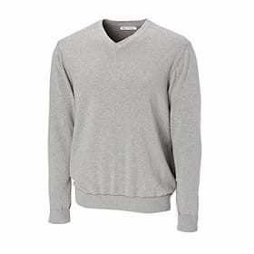 Cutter & Buck TALL Broadview V-neck Sweater