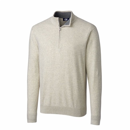 Cutter & Buck TALL Lakemont Half Zip Pullover