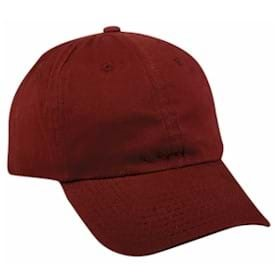 Outdoor Cap Unstructured Brushed Cotton Cap