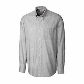 Cutter & Buck TALL L/S Epic Easy Care Tattersall