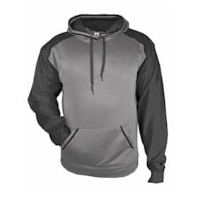 Badger Sport Heather Tonal Hood