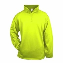Badger | BADGER 1/4 Zip Poly Fleece Pullover