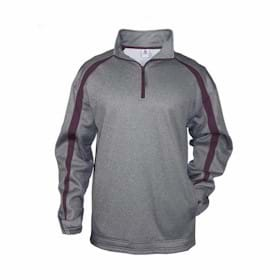 BADGER Fusion 1/4 Zip Pullover