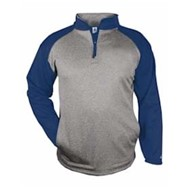 Badger | Badger Sport Heather 1/4 Zip Pullover