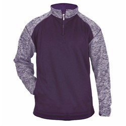 Badger | Badger Blend Sport Fleece 1/4 Zip