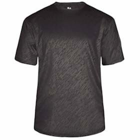 Badger YOUTH Line Embossed Tee