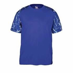 BADGER YOUTH Shock Sport Tee