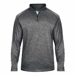 Badger | Badger YOUTH Tonal Blend 1/4 Zip Pullover