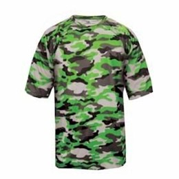 Badger | BADGER YOUTH Camo Tee