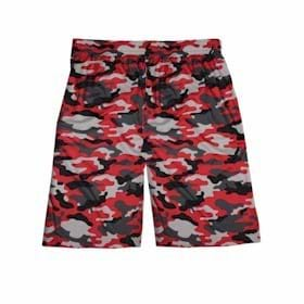 BADGER YOUTH Camo Short